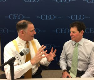 <sub>As Heard on The CEO Show</sub><br>Hal Rosenbluth Shares How He is Transforming Healthcare Again